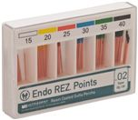 EndoRez Points Taper 02 ISO 15-40 UP3355